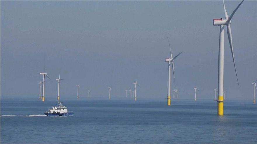 Größter Windpark der Welt
