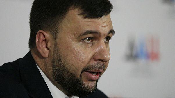 پوشلین جانشین زاخارشنکو رهبر ترور شده شورشیان دونتسک اوکراین شد