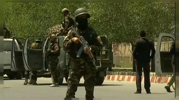 Afganistan'da saldırı: 8 güvenlik görevlisi hayatını kaybetti