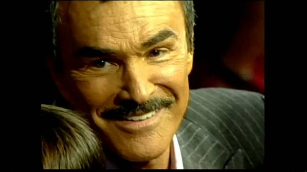 Hollywood despide a Burt Reynolds