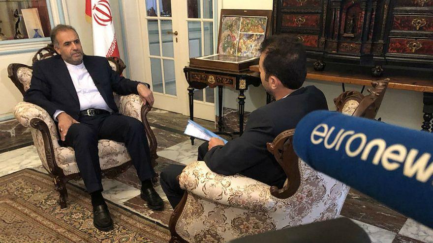 Kazem Jalali, head of the Iranian Parliament Research Centre