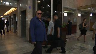Gérard Depardieu in Pjöngjang gesichtet