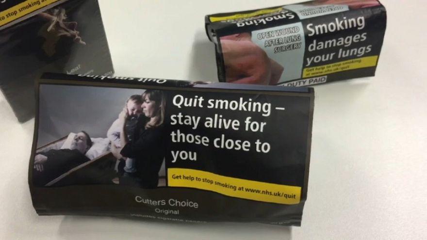 بلجيكا تٌقر قانون علب السجائر المحايدة للحد من التدخين