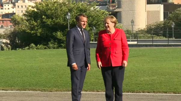 Per Macron e Merkel è già campagna elettorale che inizia da Marsiglia
