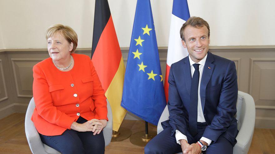 Merkel és Macron