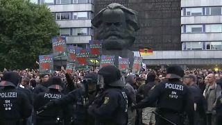 Γερμανία: 'Εκρυθμη η κατάσταση στην πόλη Κέμνιτς