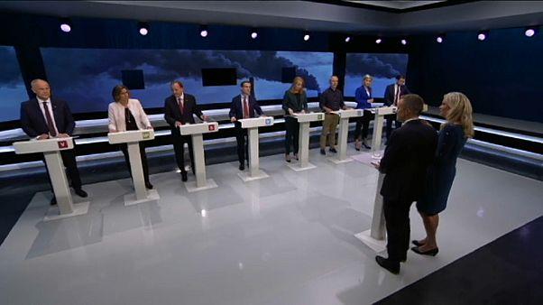 Suécia: Imigração é tema central no último debate antes das eleições legislativas