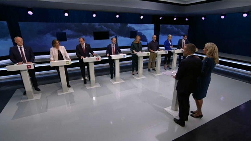 Svéd választás: a bevándorlás a középpontban