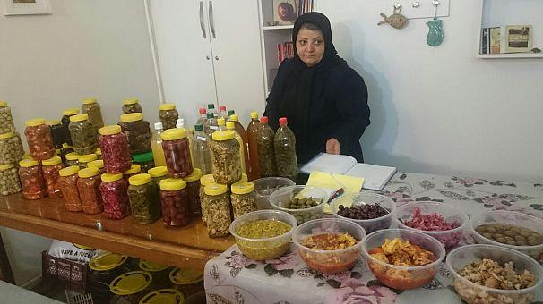 تلگرام محصولات غذایی شهابی