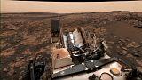 سلفی ۳۶۰ درجه ای کاوشگر ناسا در مریخ