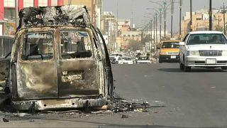 Unruhen in Basra
