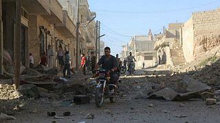 هشدارها  نسبت به تهاجم نظامی به ادلب ادامه دارد