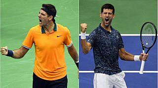 ABD Açık'ta finalin adı: Djokovic- Del Potro