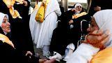 حالتا طوارئ في مطارين أمريكيين مرتبطتان بحجاج عائدين من مكة