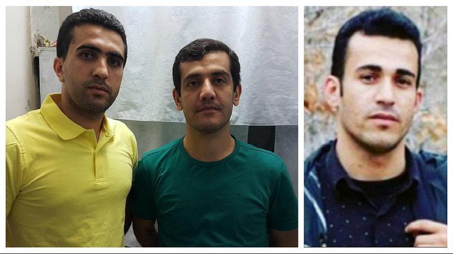 إيران تعدم ثلاثة أكراد إنفصاليين