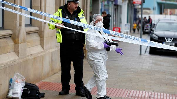 Counter-terrorism police join investigation into UK knife attack