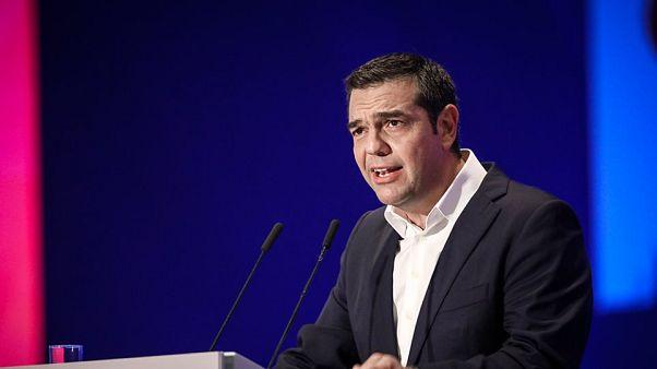 Αλ. Τσίπρας: «Να κάνουμε την Ελλάδα δική μας ξανά»