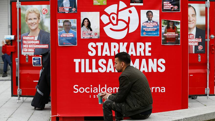 Wer tritt an bei der Wahl 2018, die Schweden verändern könnte? In 8 Fotos