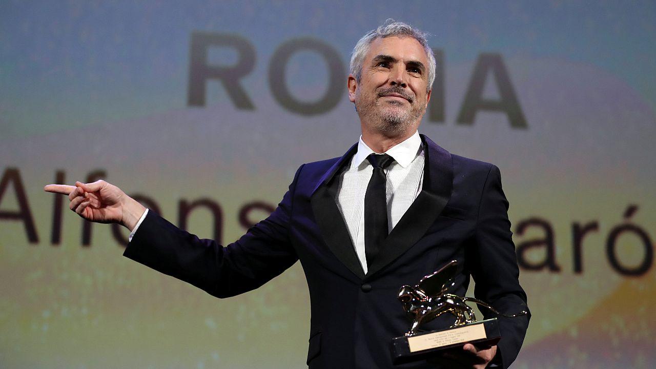 """Mostra de Venise : Le Lion d'or pour """"Roma"""", d'Alfonso Cuaron"""