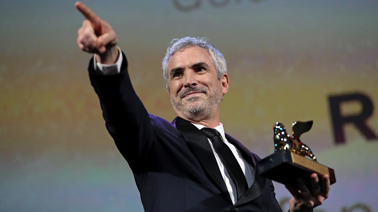 Mexican drama 'Roma' wins Golden Lion at Venice Film Festival