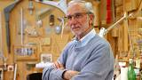 Watch: Famed architect Renzo Piano presents plan to replace Genoa bridge