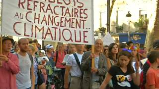 Franzosen fordern mehr Umwelt- und Klimaschutz