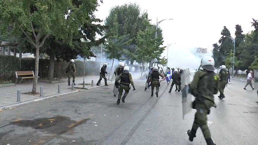 Салоники: столица Балкан или поле битвы?