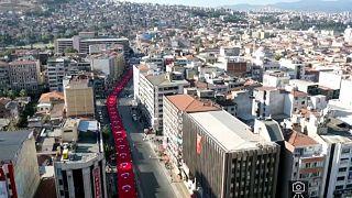 9 Eylül İzmir'in kurtuluşu