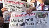 Kati Piri: Son bağımsız gazete Cumhuriyet Erdoğan'la uyumlu milliyetçilerin eline geçti