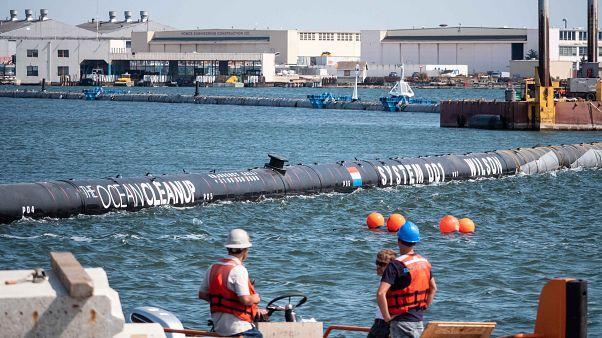 ΗΠΑ: Το πρώτο σύστημα καθαρισμού ωκεανών στον κόσμο
