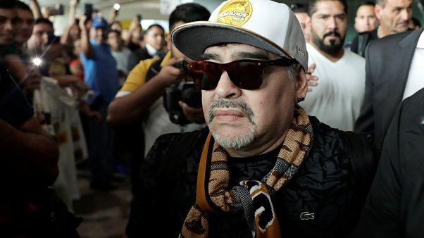 Un entraîneur nommé Diego Maradona