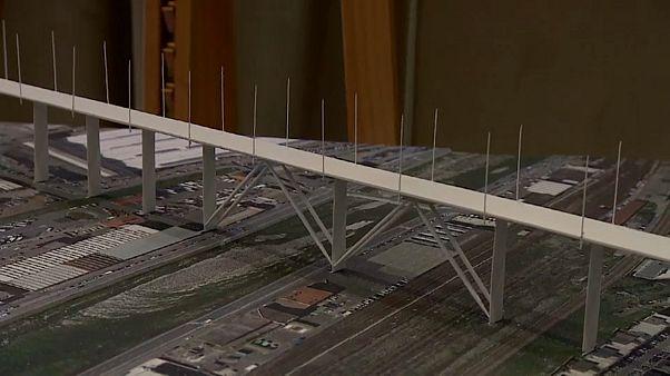 Genova punta alla ricostruzione del ponte autostradale