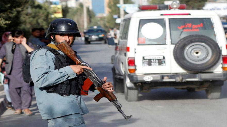 کابل؛ حمله انتحاری در نزدیکی مراسم بزرگداشت احمد شاه مسعود