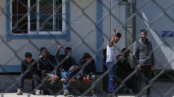 Pedidos de asilo disparam em Chipre