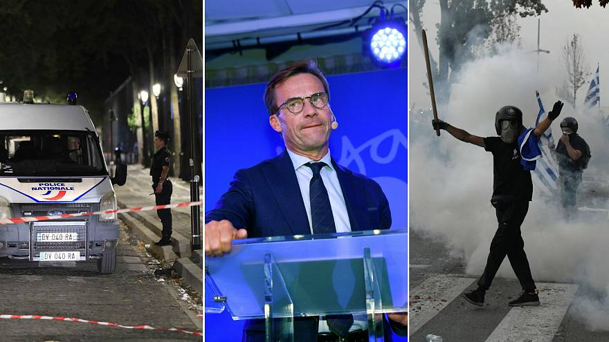 Europe briefing: Five stories to know about today