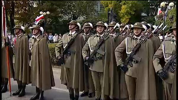 Új hadosztály alakul a lengyel hadseregben