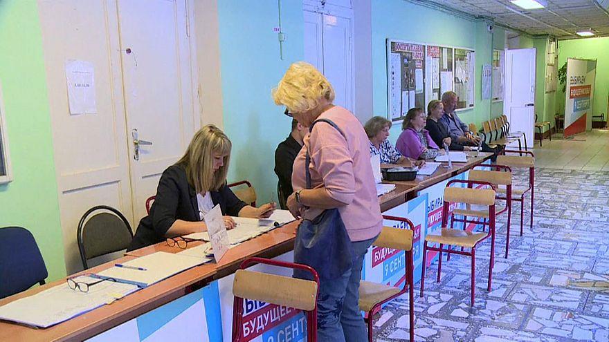 Россия проголосовала