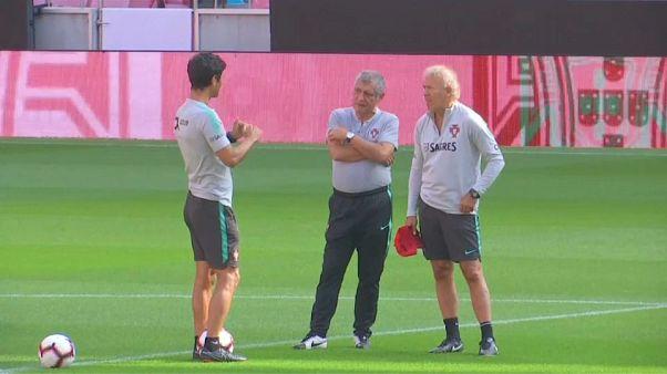 """Portugal - Itália """"vai ser um jogo de dificuldade elevada"""""""