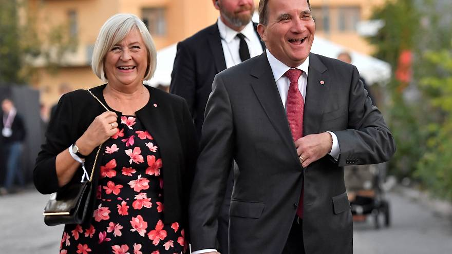 Législatives Suède : les sociaux-démocrates du Premier ministre en tête.