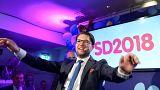 Patt-Situation in Schweden - Rechtspopulisten bei 17 %