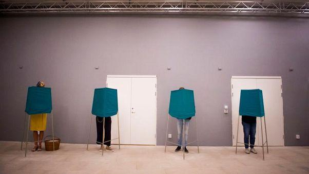 İsveç'te seçim sonuçlarında merkez sol blok önde
