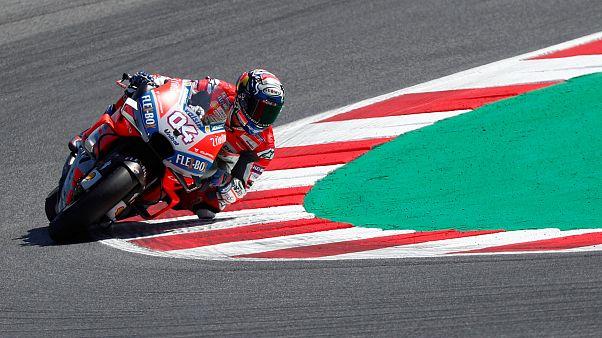 Moto GP : le maestro, c'est Andrea Dovizioso