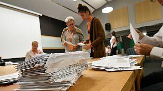 پیروزی سوسیال دمکرات ها درانتخابات پارلمانی سوئد
