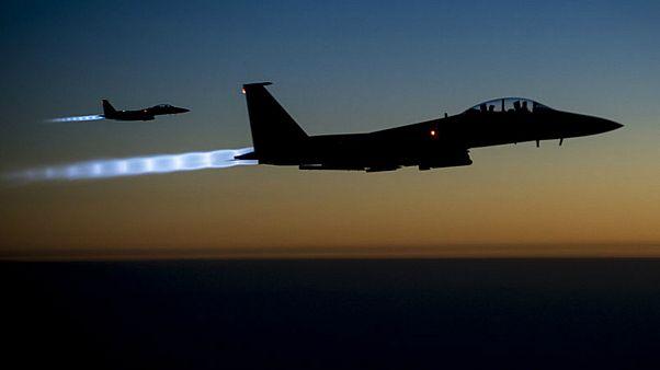 روسیه: آمریکا با بمب های فسفری به سوریه حمله کرده است