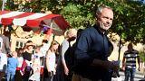 Gegen Rassismus: Liberaler Kandidat versteigert vielgetragenes Hemd
