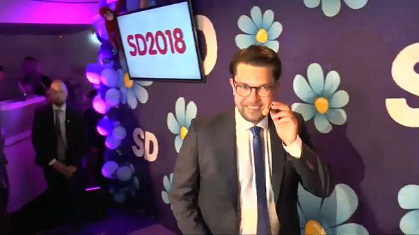 Législatives : la Suède dans l'impasse