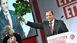 Suécia: Sociais-democratas procuram coligação