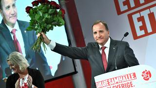 Σουηδία: Οι Σοσιαλδημοκράτες γιορτάζουν την πρώτη θέση στις εκλογές