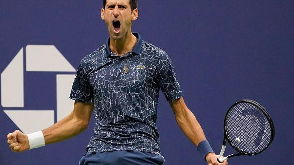 Djokovic (31) schlägt Del Potro (29) und gewinnt US-Open
