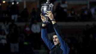 Novak Djokovic suma y sigue
